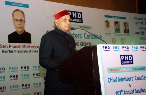 107th annual session of PHD Chamber of Commerce