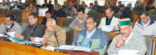 Himachal govt priority meeting
