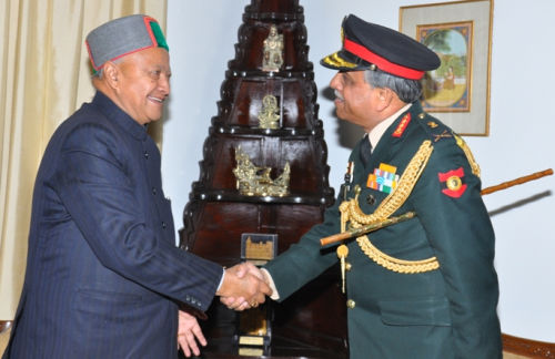 Lt. General Sanjiv Chachra