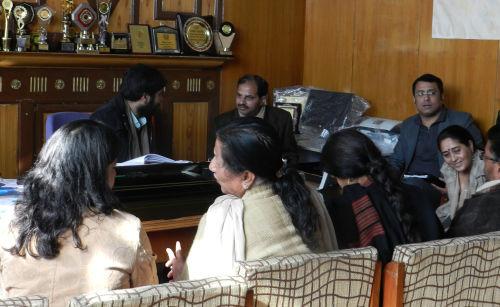 MC Shimla meeting