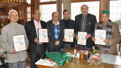Baseline Survey of Disaster Management in Himachal Pardesh