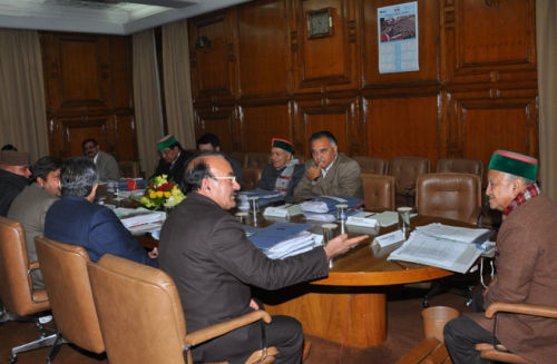 Himachal Pradesh Cabinet