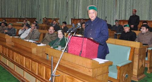 Himachal budget 2013-14