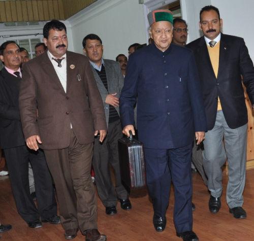 Himachal budget 2013-2014