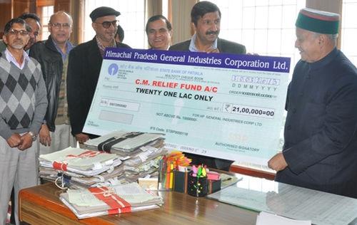 Himachal Pradesh General Industries Corporation Ltd