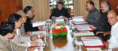 himachal cabinet meeting