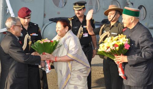 president in Shimla
