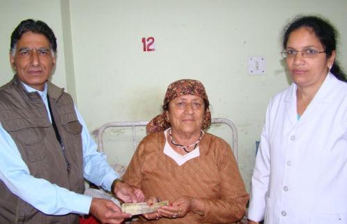 Folk Singer Basanti Devi