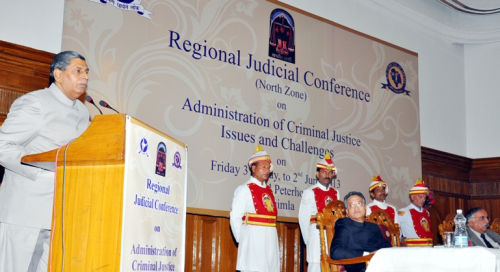 Regional Judicial Conference (North Zone)