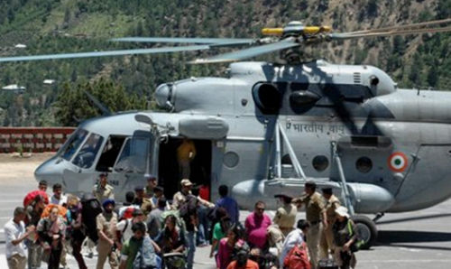 evacuation in kinnaur