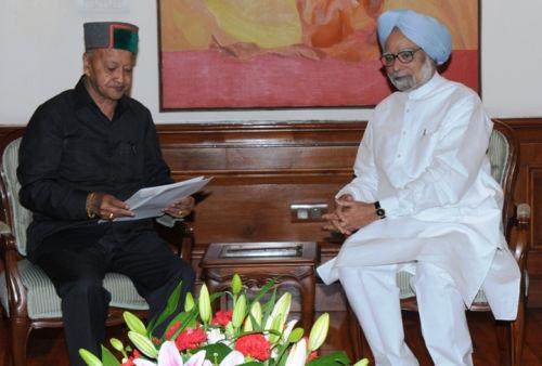 virbhadra meets PM