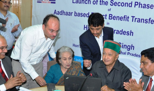 AADHAR based Direct Benefit Transfer scheme