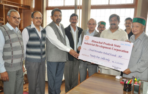 HP CM relief fund