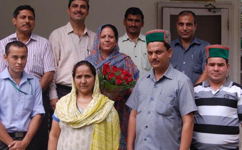 Pratibha Singh,