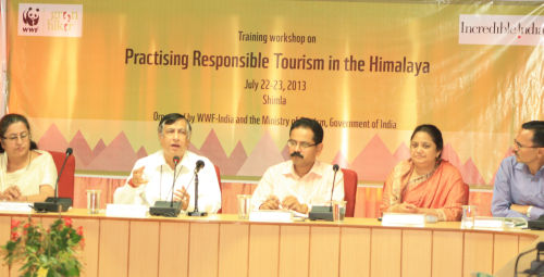 capacity building workshop on responsible tourism