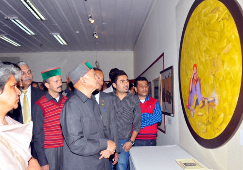 All India Art Exhibition-2013