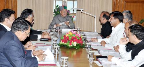 Himachal Pradesh Cabinet decision