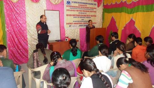 Entrepreneurship Development Programmes Bhabanagar