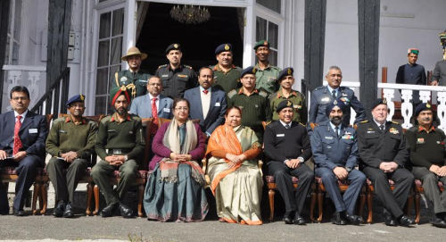 Governor Urmila Singh