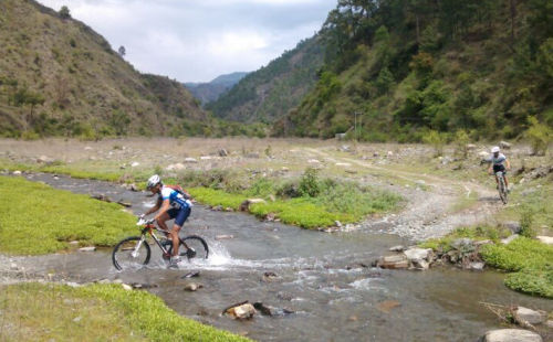 MTB Himalaya Shimla edition