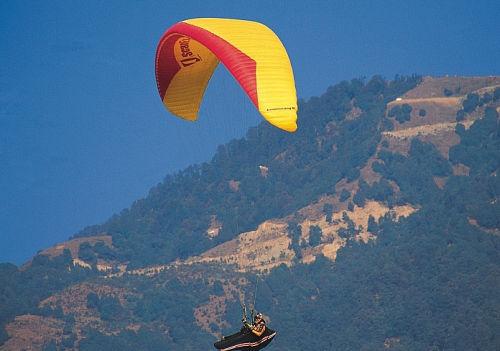 Paragliding World Cup at Bir