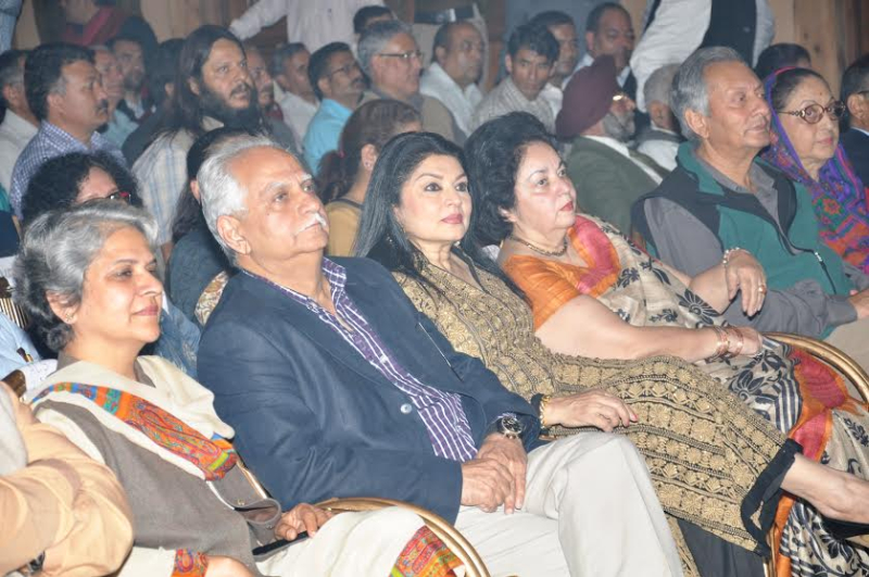 Ramesh Sippy at Shimla Classical Music Festival