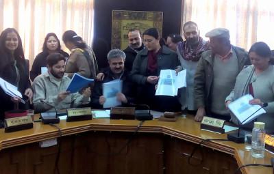 Shimla MC budget