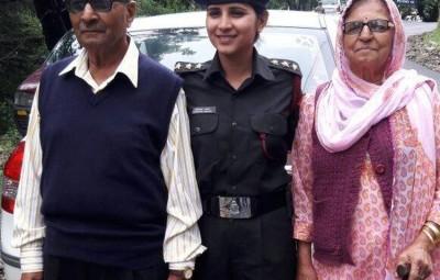 Capt. Ankita Rana